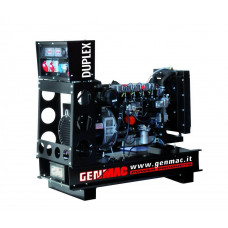 Однофазный генератор Genmac RG11000YE
