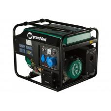 Бензиновый генератор Grandvolt GV 8500X M