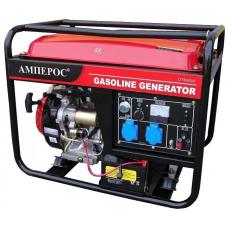 Бензиновый генератор Амперос LT 7500 СLE-3