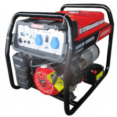 Бензиновый генератор Амперос LT 10000 LBE AUTO