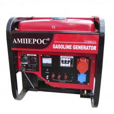 Бензиновый генератор АМПЕРОС LT 11000 CLE AUTO