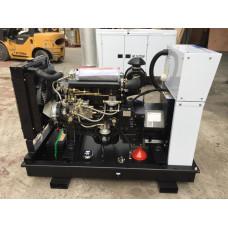 АД 15-Т400 P дизельный генератор в кожухе+АTS Амперос