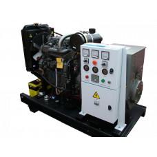 Генератор дизельный однофазный Амперос АД 15-Т230 P (Проф)