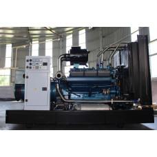 АД 400-Т400 электрогенератор трехфазный дизельный+ATS Амперос
