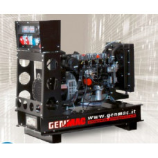 Трехфазный генератор Genmac G13500YE