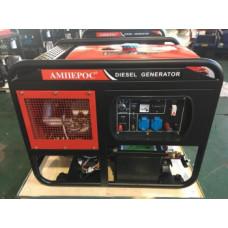 LDG16500E-3 дизельный генератор трехфазный Амперос