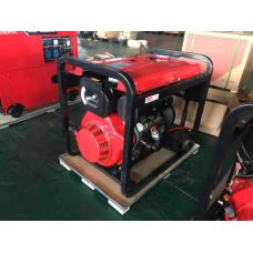 Дизельный генератор трехфазный Амперос LDG8500E-3