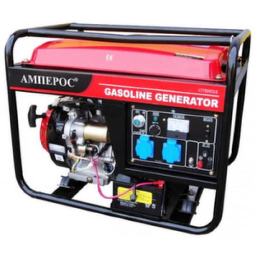 LDG6000СLE дизельный генератор однофазный Амперос
