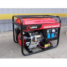 LDG7500СLE-3 дизельный генератор трехфазный Амперос