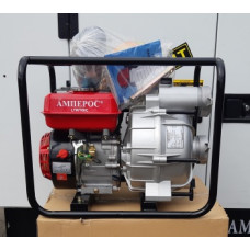 Мотопомпа бензиновая Амперос LTWT 80C TRASH