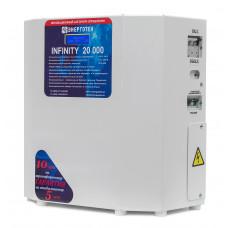 Стабилизатор напряжения однофазный INFINITY 20000 Энерготех