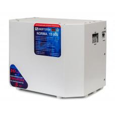 Стабилизатор напряжения однофазный NORMA 15000 Энерготех