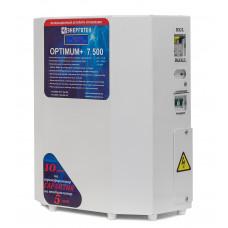 Стабилизатор напряжения однофазный OPTIMUM+ 7500(HV) Энерготех