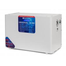 Стабилизатор напряжения однофазный UNIVERSAL 20000 (HV) Энерготех