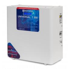 Стабилизатор напряжения однофазный UNIVERSAL 7500 (HV) Энерготех