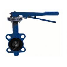 Затвор дисковый поворотный GENEBRE 2109 10 DN065 PN16, Тmax110°C