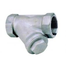 2460 03 DN010 PN40 Фильтр сетчатый GENEBRE нержавеющая сталь Tmax=240°C, ВР/ВР