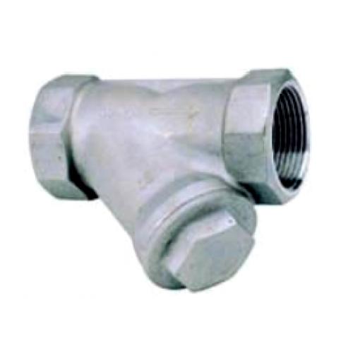 2460 05 DN020 PN40 Фильтр сетчатый GENEBRE нержавеющая сталь Tmax=240°C, ВР/ВР