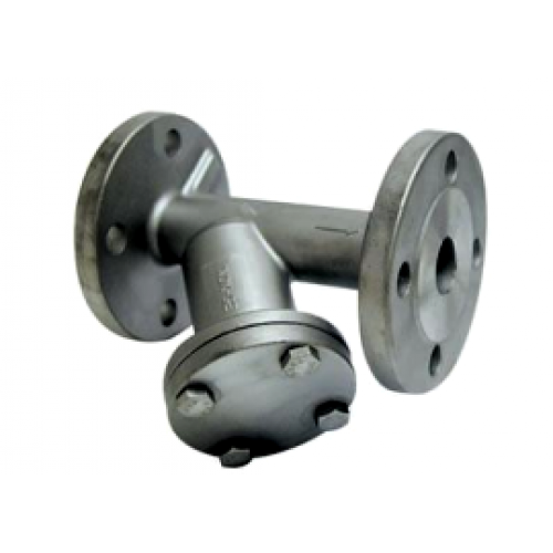 2461 10 DN065 PN16 Фильтр сетчатый GENEBRE нержавеющая сталь Tmax=240°C Ф/Ф
