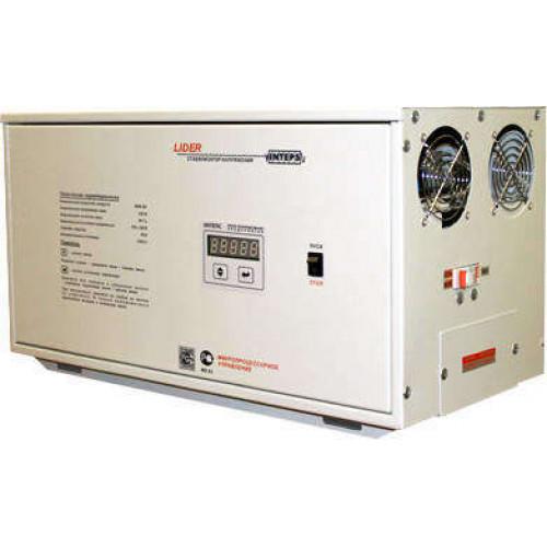 PS 10 000 W-HOME-30 стабилизатор напряжения однофазный Lider