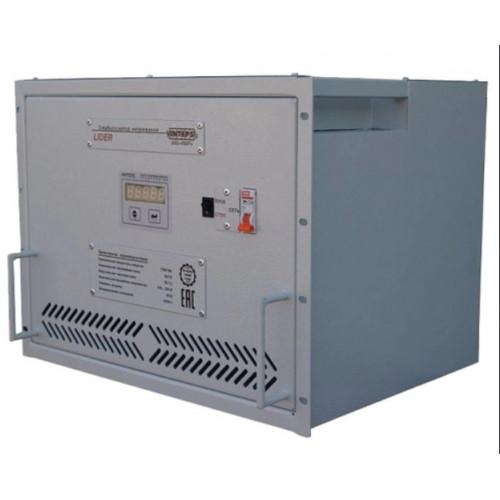PS 10 000 SQ-R-15 стабилизатор напряжения однофазный Lider