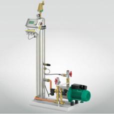 Автоматические установки поддержания давления Wilo Sinum и вакуумный дегазатор Wilo Tagus vac